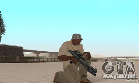 Pack weapons of Star Wars for GTA San Andreas eighth screenshot