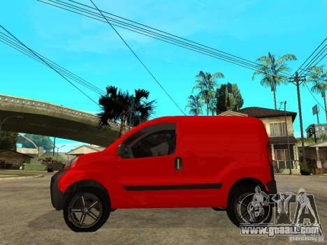 Fiat Fiorino Combi for GTA San Andreas