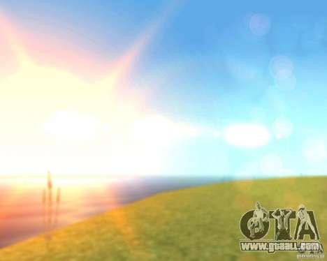 Real World ENBSeries v3.0 for GTA San Andreas forth screenshot