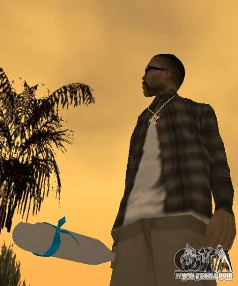 Bat El Coronos v.1.0 for GTA San Andreas forth screenshot