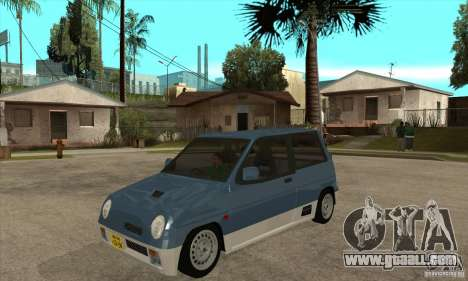 Suzuki Alto Works for GTA San Andreas