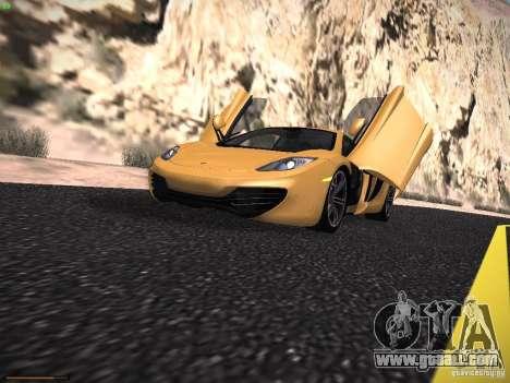 LiberrtySun Graphics ENB v2.0 for GTA San Andreas forth screenshot