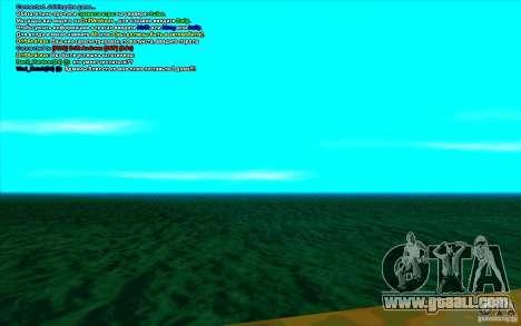 Qualitative Enbseries 2 for GTA San Andreas second screenshot
