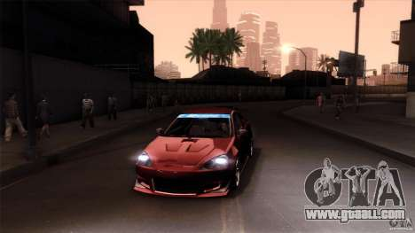 Acura RSX Spoon Sports for GTA San Andreas engine