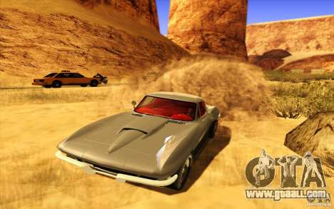 ENBSeries HD for GTA San Andreas second screenshot