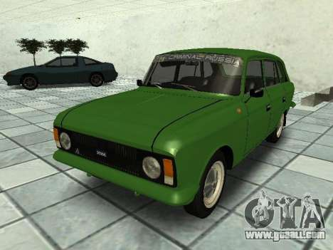 IZH Combi 21251 for GTA San Andreas