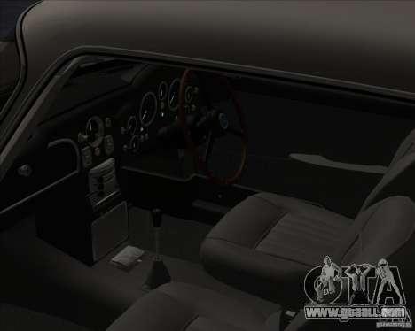 Aston Martin DB5 for GTA San Andreas right view