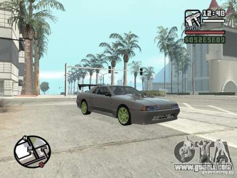 Elegy First Update By reNz for GTA San Andreas