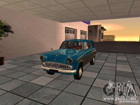 Moskvitch 423 for GTA San Andreas