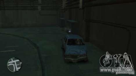 Realistic car damage for GTA 4 forth screenshot