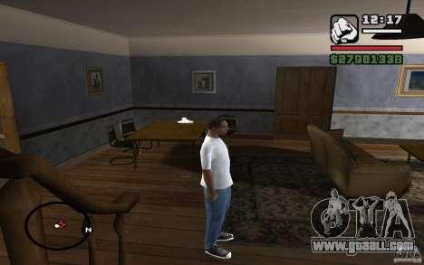 Skinny jeans for GTA San Andreas forth screenshot
