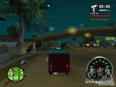 YERAZ 762 in for GTA San Andreas right view