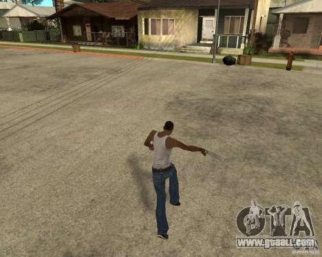 Wolverine mod v1 (Scooby-Doo) for GTA San Andreas eleventh screenshot