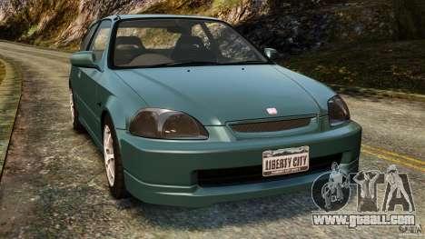 Honda Civic Type R (EK9) for GTA 4
