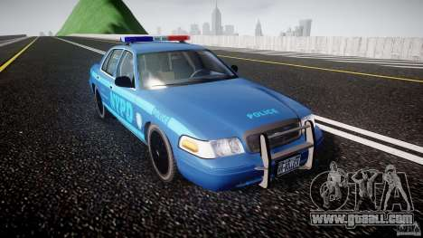 Ford Crown Victoria 2003 Noose v2.1 for GTA 4 right view