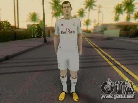 Gareth Bale for GTA San Andreas
