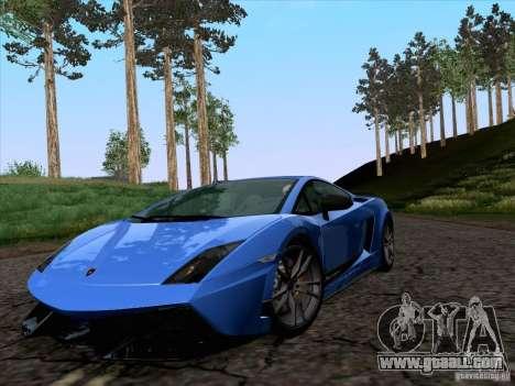 Realistic Graphics HD 4.0 for GTA San Andreas third screenshot