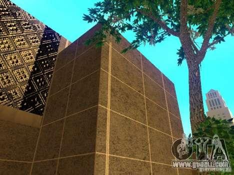 New building in Los Santos for GTA San Andreas forth screenshot