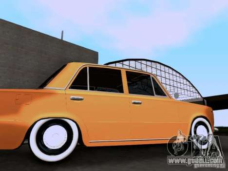 VAZ 2101 Resto for GTA San Andreas back view