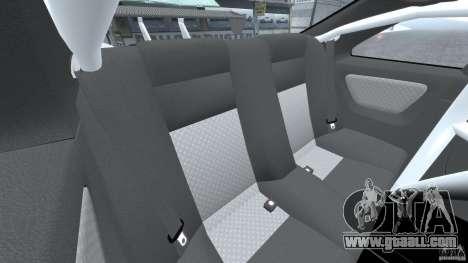 Nissan Skyline GT-R (R33) v1.0 for GTA 4 side view