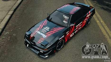 Toyota Supra 3.0 Turbo MK3 1992 v1.0 for GTA 4