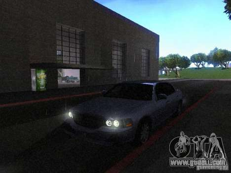 ENBSeries by JudasVladislav for GTA San Andreas eighth screenshot