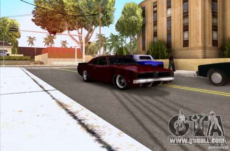 ENBSeries by HunterBoobs v2.0 for GTA San Andreas forth screenshot