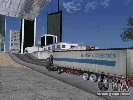 5551 MAZ Kolkhoz for GTA San Andreas upper view
