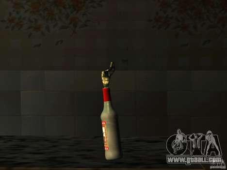 Pak domestic weapons version 4 for GTA San Andreas third screenshot