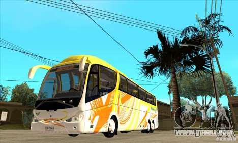 Irizar PB Scania K420 6x2 for GTA San Andreas