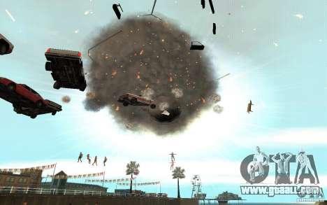 Black hole for GTA San Andreas second screenshot