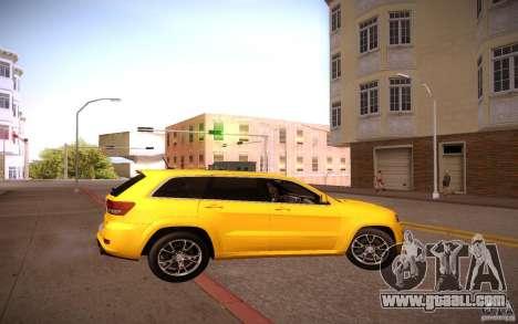 ENBSeries for weaker PC v2.0 for GTA San Andreas seventh screenshot