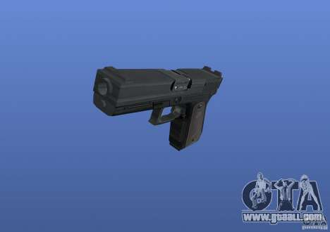 Glock for GTA 4