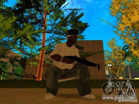 New Weapon Pack for GTA San Andreas forth screenshot