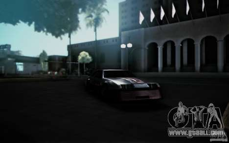 San Andreas Graphics Enhancement for GTA San Andreas fifth screenshot