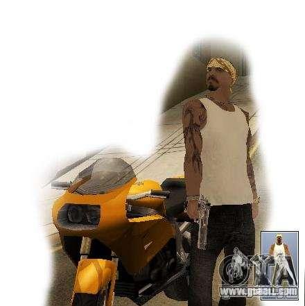 Vagos Gang for Crime-Streets for GTA San Andreas third screenshot