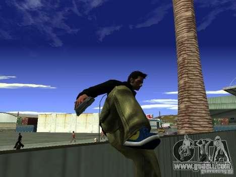 Claude HD Remake (Beta) for GTA San Andreas fifth screenshot