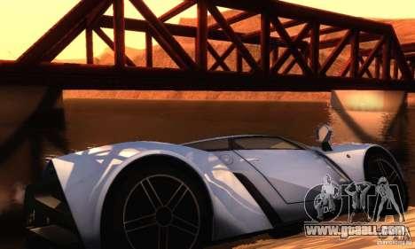 ENBSeries by dyu6 v5.0 for GTA San Andreas eighth screenshot