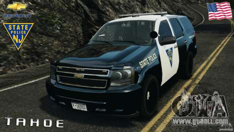Chevrolet Tahoe Marked Unit [ELS] for GTA 4