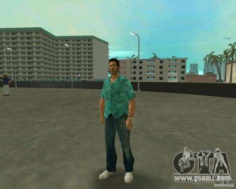 Tommy in HD + new model for GTA Vice City