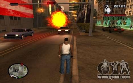 RGD-5 for GTA San Andreas third screenshot