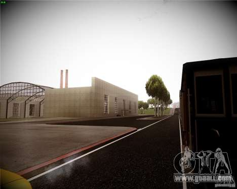 A collection of graphics mods for GTA San Andreas fifth screenshot