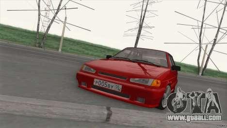 ВАЗ 2114 DROP for GTA San Andreas