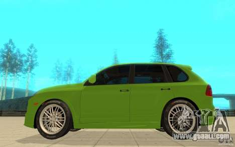 Wild Upgraded Your Cars (v1.0.0) for GTA San Andreas fifth screenshot