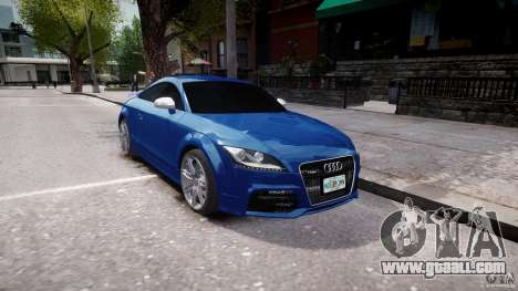 Audi TT RS Coupe v1 for GTA 4