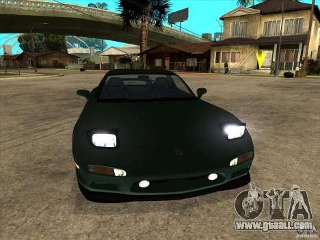 Mazda RX-7 1991-1999 for GTA San Andreas right view