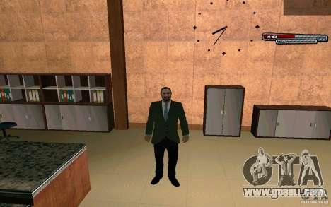 Mayor HD for GTA San Andreas forth screenshot