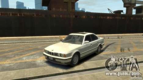 BMW 525i for GTA 4
