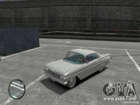 Chevrolet Impala 1959 Soupe for GTA 4