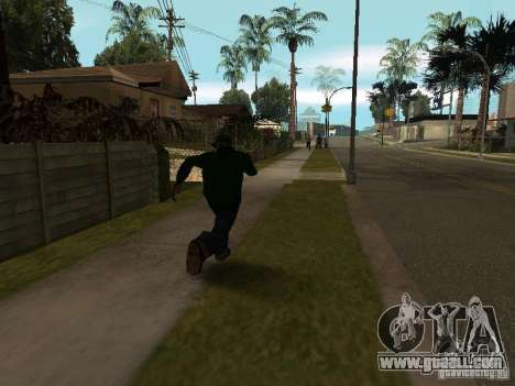 Dope for GTA San Andreas eighth screenshot